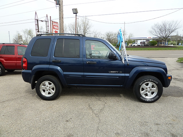 Liberty Auto Sales >> Krug Auto Sales :: 2002 Jeep Liberty Limited 4x4