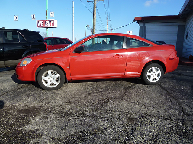 Car Search Engine >> Krug Auto Sales :: 2007 Chevrolet Cobalt LS